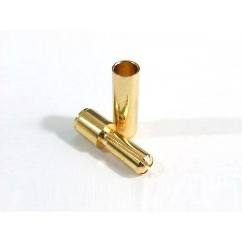 Разъем (6.0mm gold plated spring connector)