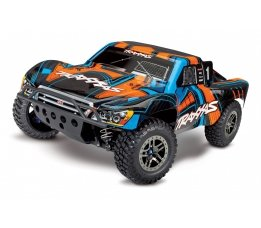 Радиоуправляемая машина TRAXXAS Slash Ultimate 1:10 4WD VXL TQi Bluetooth Module TRA68077-4-OR