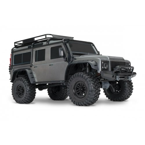 Радиоуправляемый краулер TRAXXAS TRX-4 Scale and Trail Crawler 4WD RTR масштаб 1:10 2.4G - TRA82056-4-S