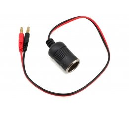 12V ADAPTER (FEMALE) TO BULLET