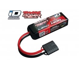 1400mah 11.1v 3-Cell 25C LiPO Battery (iD Plug)