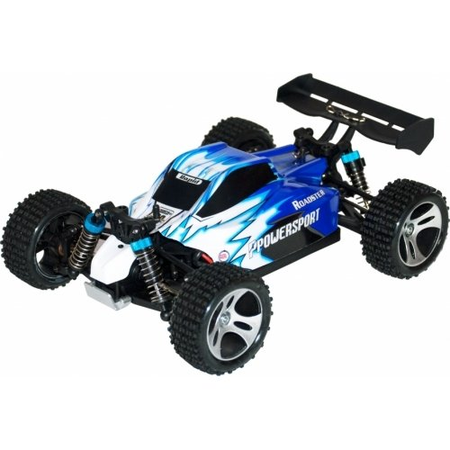 Радиоуправляемый багги WL Toys A959 4WD Buggy 4WD RTR масштаб 1:18 2.4G - A959