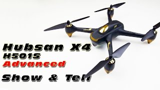Hubsan X4 H501S Advanced! Show & Tell (from Gearbest.com)