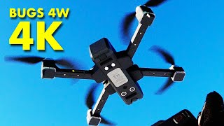 New MJXRC BUGS 4W Drone with 4K Camera - Review